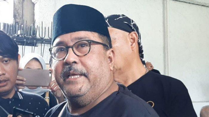 Waktu Sewa Habis, Rumah Si Doel Mulai Dibongkar, Rano Karno Sedih