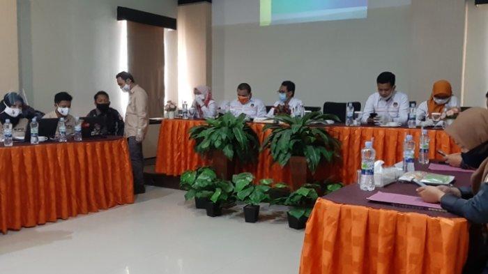 KPU Belitung Timur Gelar Rapat Pleno Rekapitulasi Daftar Pemilih Pilkada