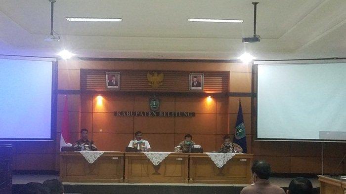 UPDATE Covid-19 di Belitung: Jumlah Terus Bertambah, Ini Rincian OPD dan PDP