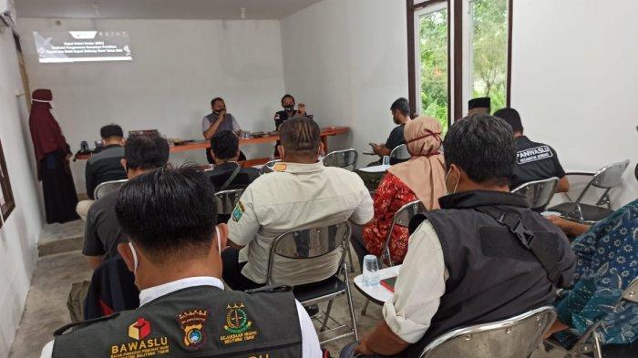 Bawaslu Belitung Timur Lakukan Evaluasi Satu Bulan Tahapan Kampanye