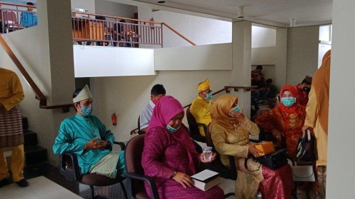 Peringatan HJKT ke-182 di DPRD Kabupaten Belitung, Seluruh Tamu Undangan Kenakan Pakaian Adat