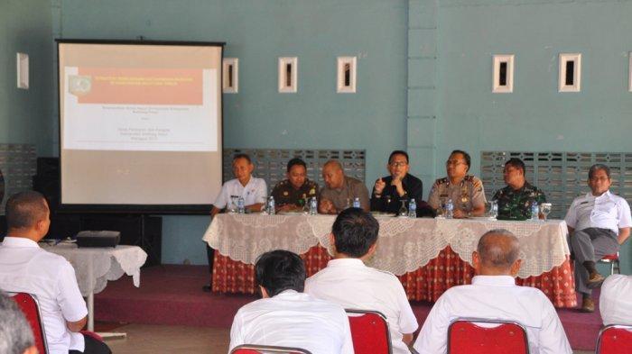 Rapat Ketahanan Pangan Kabupaten Belitung Timur