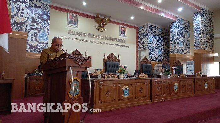 DPRD Pangkalpinang Setujui Tiga Raperda yang diajukan Pemkot, Wali Kota Segera Proses