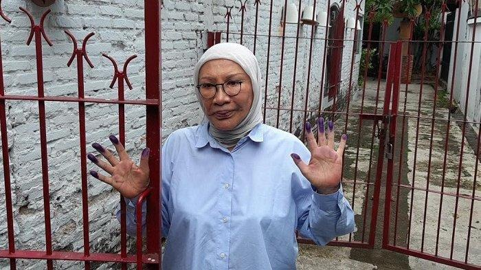 Setelah Dipenjara 15 Bulan, Ratna Sarumpaet Akhirnya Bebas Bersyarat: Pokoknya Saya Bahagia