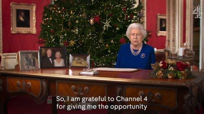 Ratu Elizabeth II Palsu Tetiba Muncul, Sampaikan Pesan Natal 2020, Sosoknya Kontrovesi Tuai Kritik