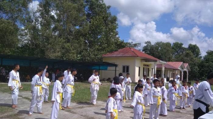 Juhri : UKT Goup Taekwondo Belitung Untuk Pacu Prestasi Atlet