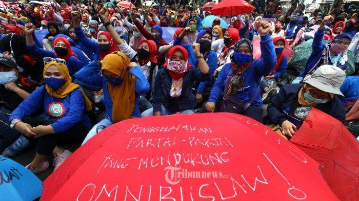 Ini Nama Anggota DPR yang Sahkan UU Cipta Kerja, Luhut Sebut Idenya dari Pejabat Ini Bukan Jokowi