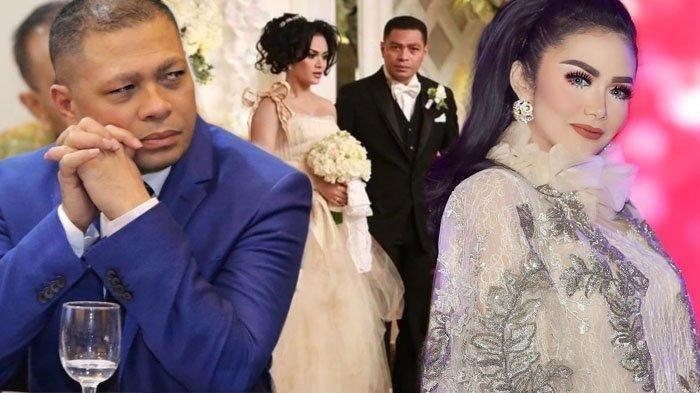 Tiba-tiba Krisdayanti Unggah Foto Pernikahannya Ini, Rahul Lemos Sempat Singgung Setan & Perceraian