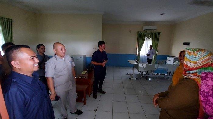 RSUD Belitung Timur Siap Tangani Corona Walaupun Hanya RS Lintasan, Siapkan Ruang Isolasi hingga APD