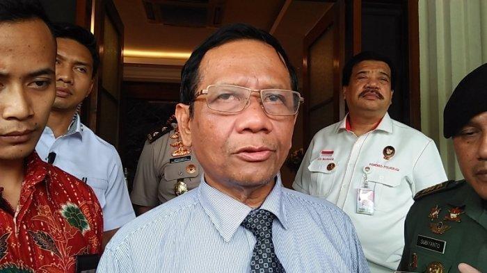 Beginilah Reaksi Berbeda Tokoh Politik terkait soal Natuna, dari Prabowo hingga Mahfud MD
