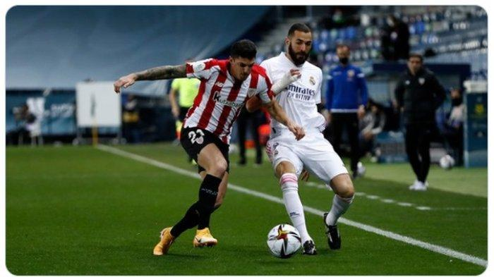 Real Madrid tersingkir dari Piala Super Spanyol usai kalah 1-2 dari Athletic Bilbao di fase semifinal.