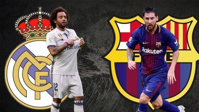 El Clasico Pekan Ini Real Madrid Ingin 'Balas Dendam' ke Barcelona