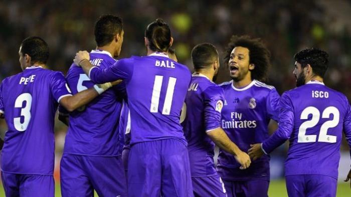 Real Madrid Akhiri Catatan Hasil Seri, Bekap Real Betis 6-1