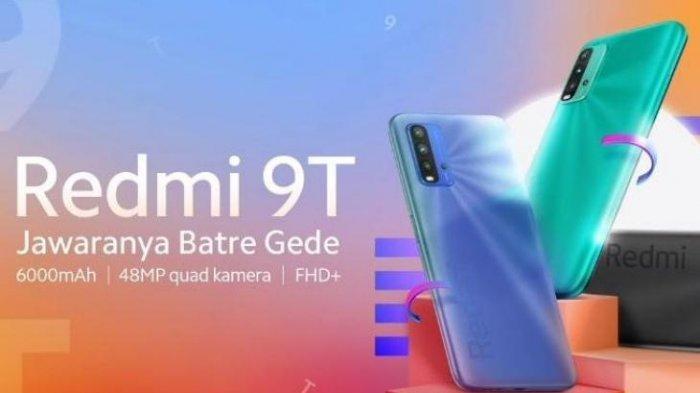 Harga Redmi 9T, Simak Daftar Lengkap Harga Xiaomi Terbaru
