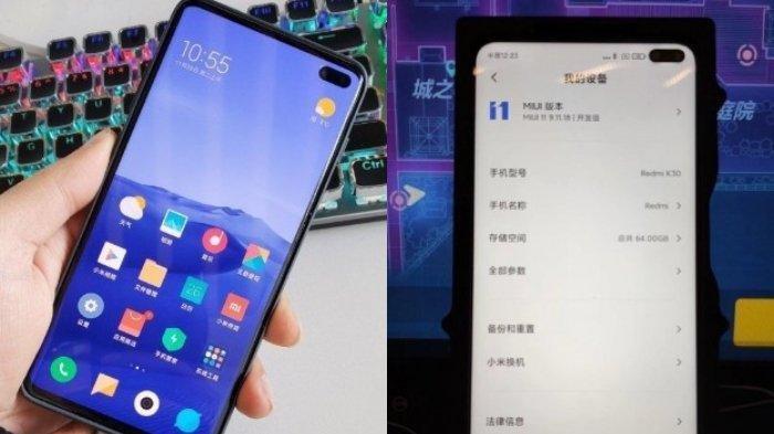 Xiaomi Redmi K30 Dikabarkan Dirilis 10 Desember 2019, Intip Bocoran Spesifikasi dan Harganya