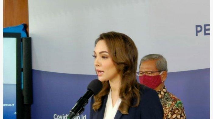 Dokter Reisa Alumnus Putri Indonesia Jadi Jubir Baru Penangnan Covid-19, Ini Kata Achmad Yurianto