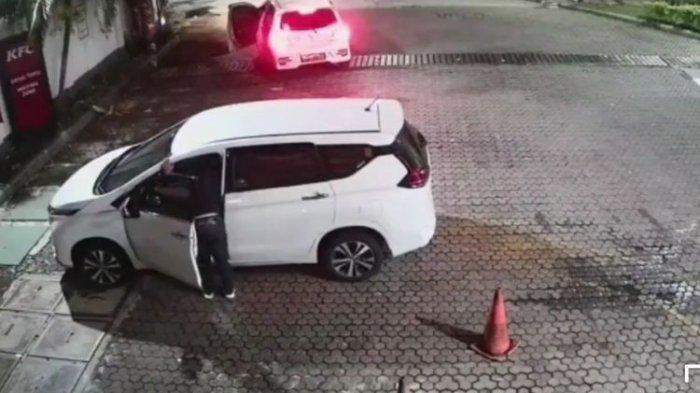 Pencuri di Pom Bensin S Parman, Korban Rugi Belasan Juta Rupiah