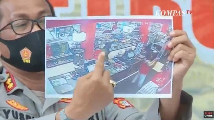 Gelagat Yodi Prabowo Terekam CCTV, Pisau di TKP Dibeli Sendiri: yang Dicari di Toko Cuma Pisau