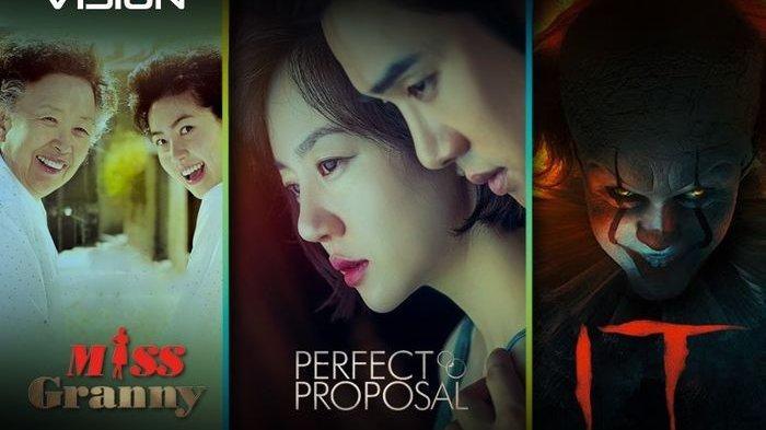 Rekomendasi Film Korea di Vision+ yang Bikin Happy di Penghujung Tahun