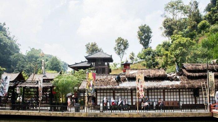 Ada yang Baru di The Great Asia Afrika Bandung, Aneka Atraksi Menarik