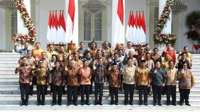 Prediksi Pengamat, Berikut Ini Menteri Kabinet Indonesia Maju yang Tak Kena Reshuffle