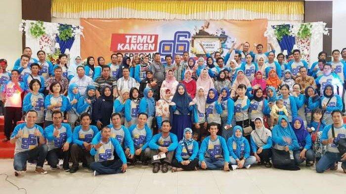 Alumni SMP Negeri 3 Tanjungpandan Angkatan 1996 Adakan Reuni Setelah 22 Tahun Berpisah