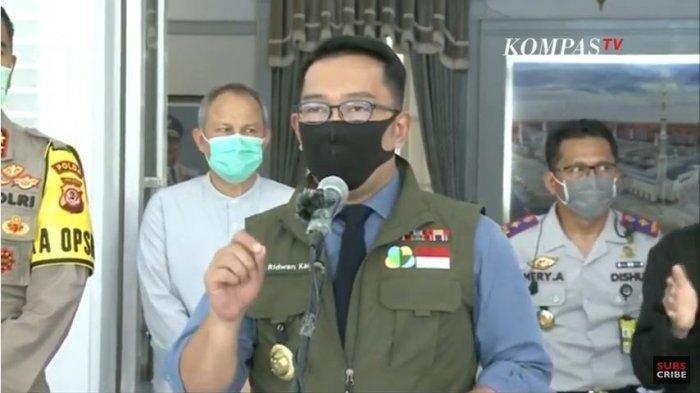 Kepala Daerah Diperiksa,Ridwan Kamil Minta Perlakuan Adil, Tuding Mahfud MD Harus Bertanggungjawab