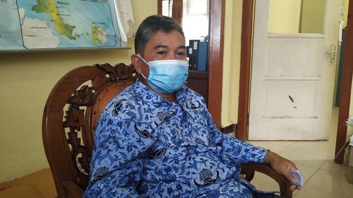 Kabid Promosi Pariwisata Dinas Pariwisata Kabupaten Belitung Rohili.