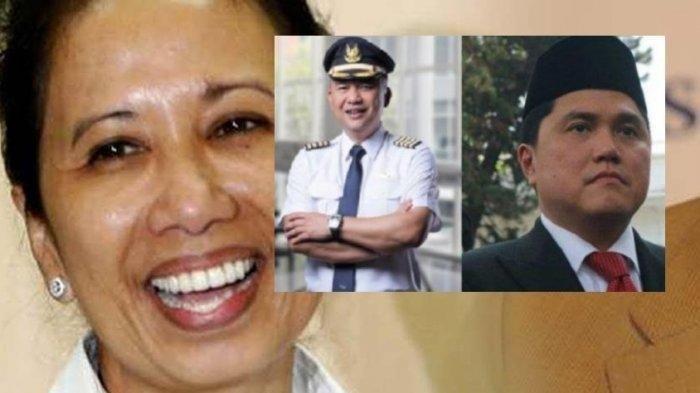 Mimpi-mimpi Besar Rini Soemarno 'Dihancurkan' Menteri BUMN Erick Thohir, Termasuk Gusur 'Anak Emas'