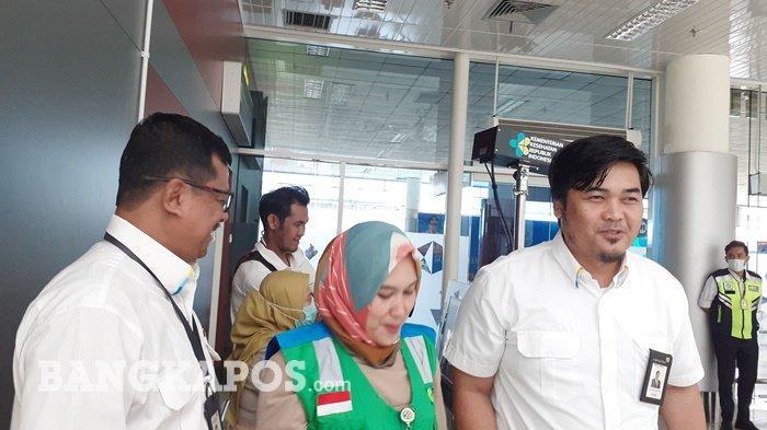 Rombongan Gubernur Bangka Belitung yang Pergi ke China Beberapa Waktu Lalu Diberi Kartu Kuning