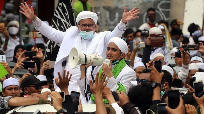 Rizieq Shihab Dikhawatirkan Kena Covid-19, Tapi Tak Mau Diswab, Wagub DKI: Menolak Didenda Rp5 Juta