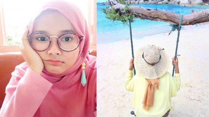 Cewek Belitung Desain Pakaian Hijab Keren, Ini Deretan Fakta dan Foto Karyanya