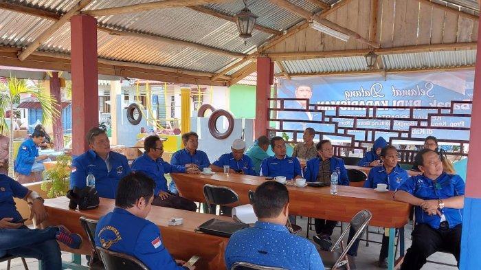 Jelang Pilkada 2020, Partai Demokrat Gelar Konsolidasi di Belitung Timur