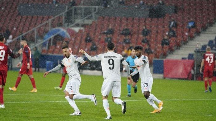 Hasil Lengkap dan Klasemen Liga Champions, Muenchen Perpanjang Rekor, Man City Bantai Olympiacos