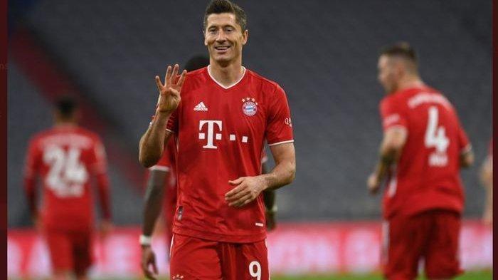 Hasil Lengkap dan Klasemen Bundesliga, Bayern Muenchen Merangsek ke Puncak, Kalahkan Leverkusen