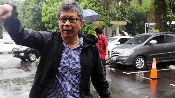 Rocky Gerung yang Kerap Kritik Jokowi Lagi Pusing, Rumahnya Bakal Digusur, Haris Akui Suratnya HGB