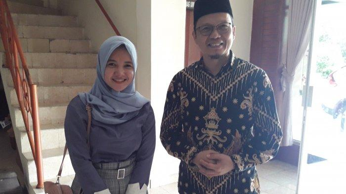 Datangi Kantor DPRD Bateng , Rofiko Isnaini Minta Dukungan di Liga Dangdut Indosiar 2
