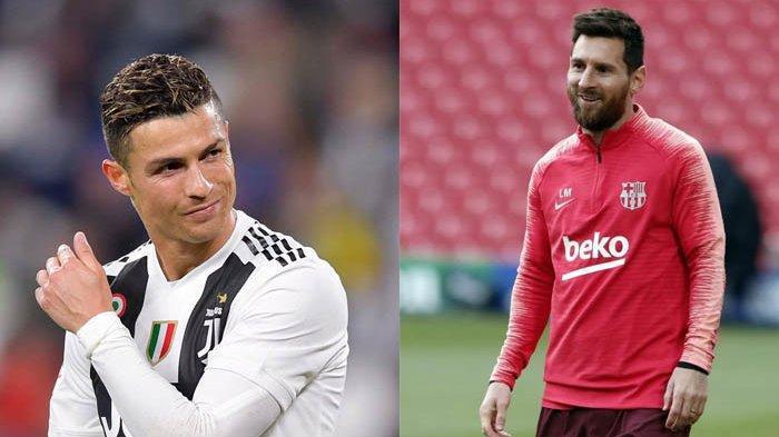 Lionel Messi Kejar Ronaldo di Bursa Peraih Sepatu Emas Eropa