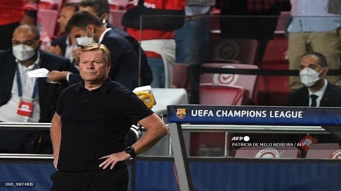 Barcelona Babak Belur, Joan Laporta Ngamuk di Ruang Ganti, Ronald Koeman Bakal Dipecat Diganti Pirlo