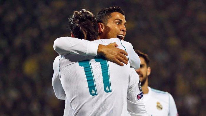 Setelah Sergio Ramos, Giliran Gareth Bale Sindir Cristiano Ronaldo