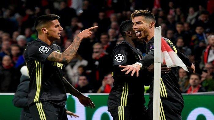 Prediksi dan Analisa Leg II Liga Champions Juventus Vs Ajax, Jangan Remehkan Tamu dari Amsterdam