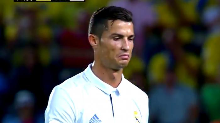 Lihat Video Ekspresi Ronaldo Cemberut, Saat Digantikan Lukas, Ibunda Ronaldo Pun Ikut Berkomentar