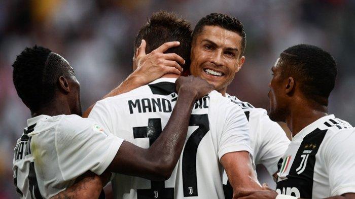 Drawing Liga Champion: Grup B Neraka, Cristiano Ronaldo Melawan Manchester United