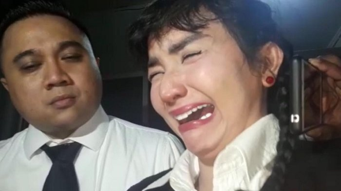 Roro Fitria Divonis 4 Tahun Penjara