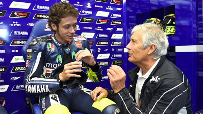 Kata Valentino Rossi, Level Persaingan Sudah Tinggi Meski Baru Persiapan