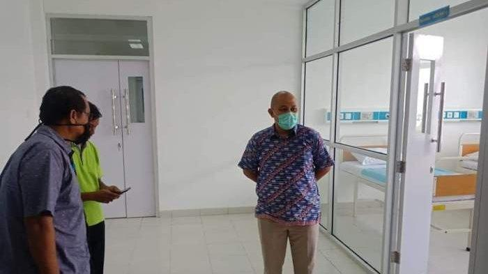 RSUD Belitung Timur Jadi RS Rujukan Covid-19, Pemkab Beltim Sudah Menyiapkan Anggaran Rp 16,1 Miliar