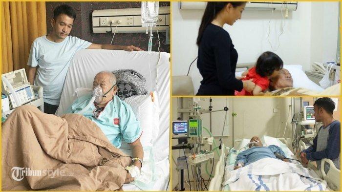 Ayah Ruben Onsu Didiagnosa Ada Gangguan Jantung Sebelum Meninggal