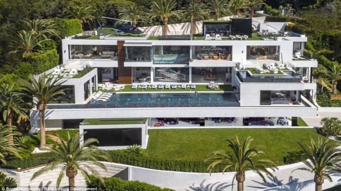 Rumah Ini Dijual Seharga Rp 3,3 Triliun, Yuk Intip Fasilitas Mewah di Dalamnya
