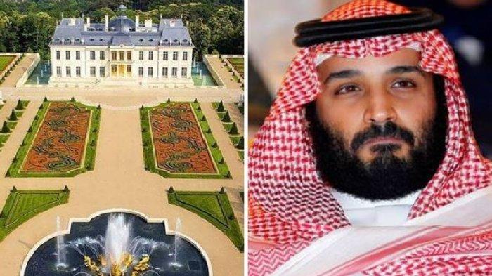 Menilik Rumah Mewah Milik Pangeran Arab Seharga Rp 4 T, Seluruh Fungsi Vital Diatur Gunakan iPhone