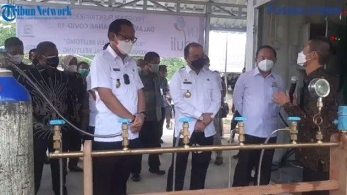 Cerita Koordinator KSB Tentang Bantuan Generator Oksigen, Singgung Nama Ahok